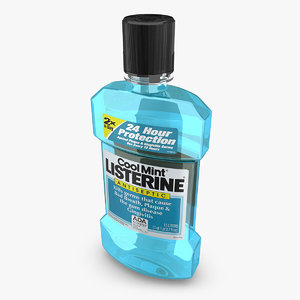 listerine cool mint 3d 3ds