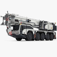 Terex Explorer 5500 all terrain crane