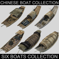 Chinese Boat Collection