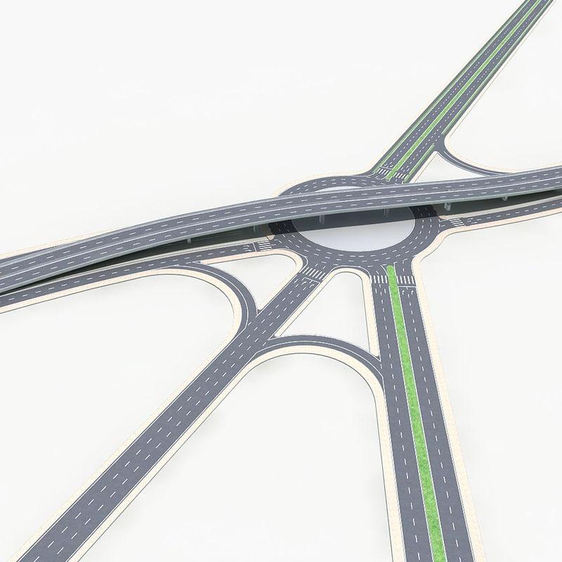 highway road way max