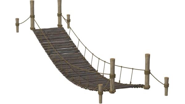 long rope bridge 3ds