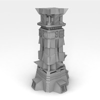 max scifi pillar