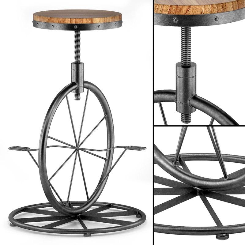 3d charles bicycle wheel adjustable
