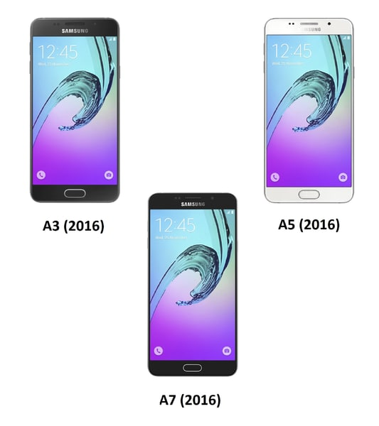 3d samsung galaxy 2016 collections model