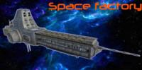 3d fbx space factory