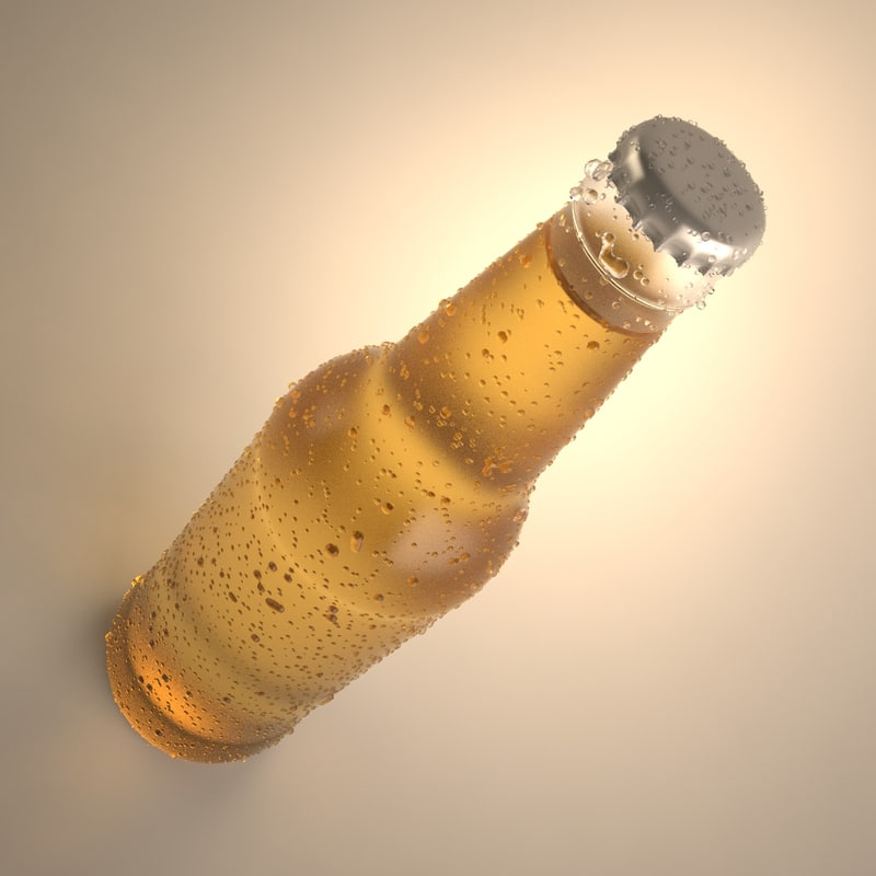 max beer bottle