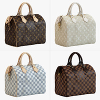 Louis Vuitton Speedy 25 Bag Collection