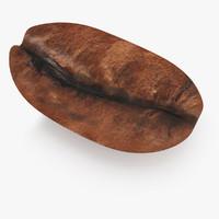 coffee bean 3d max