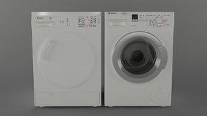 washer dryer dxf