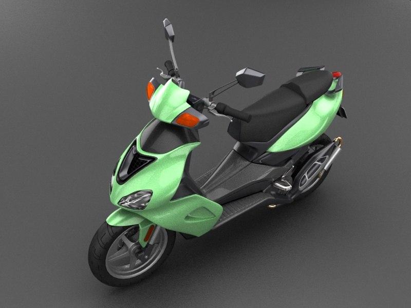 maya scooter