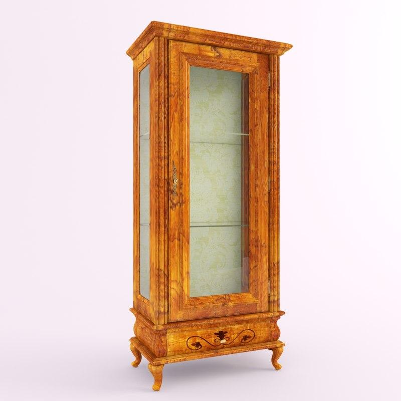 max small vitrine showcase