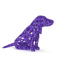 max printing dog