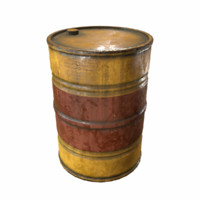 industrial barrel pbr max