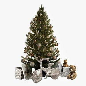max christmas tree bicycle