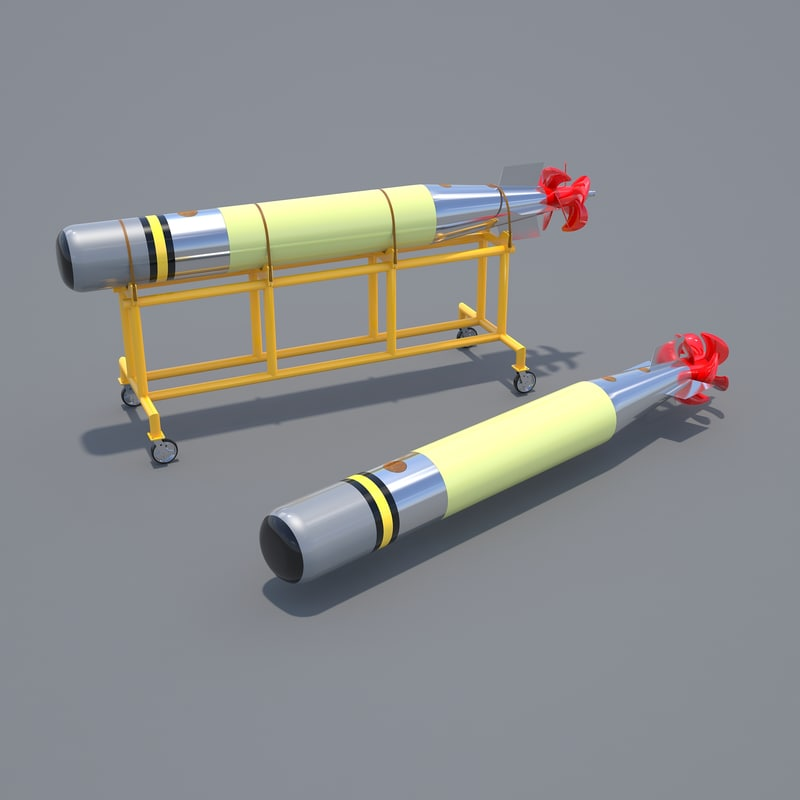 mark-46 light weight torpedo max
