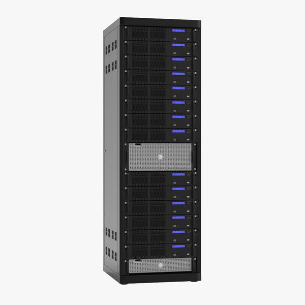 max generic servers rack