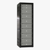 generic servers rack 2 3ds