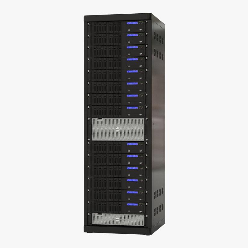 max servers rack