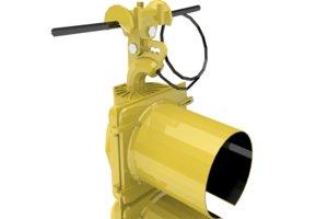 traffic signal 12 inch 3d model