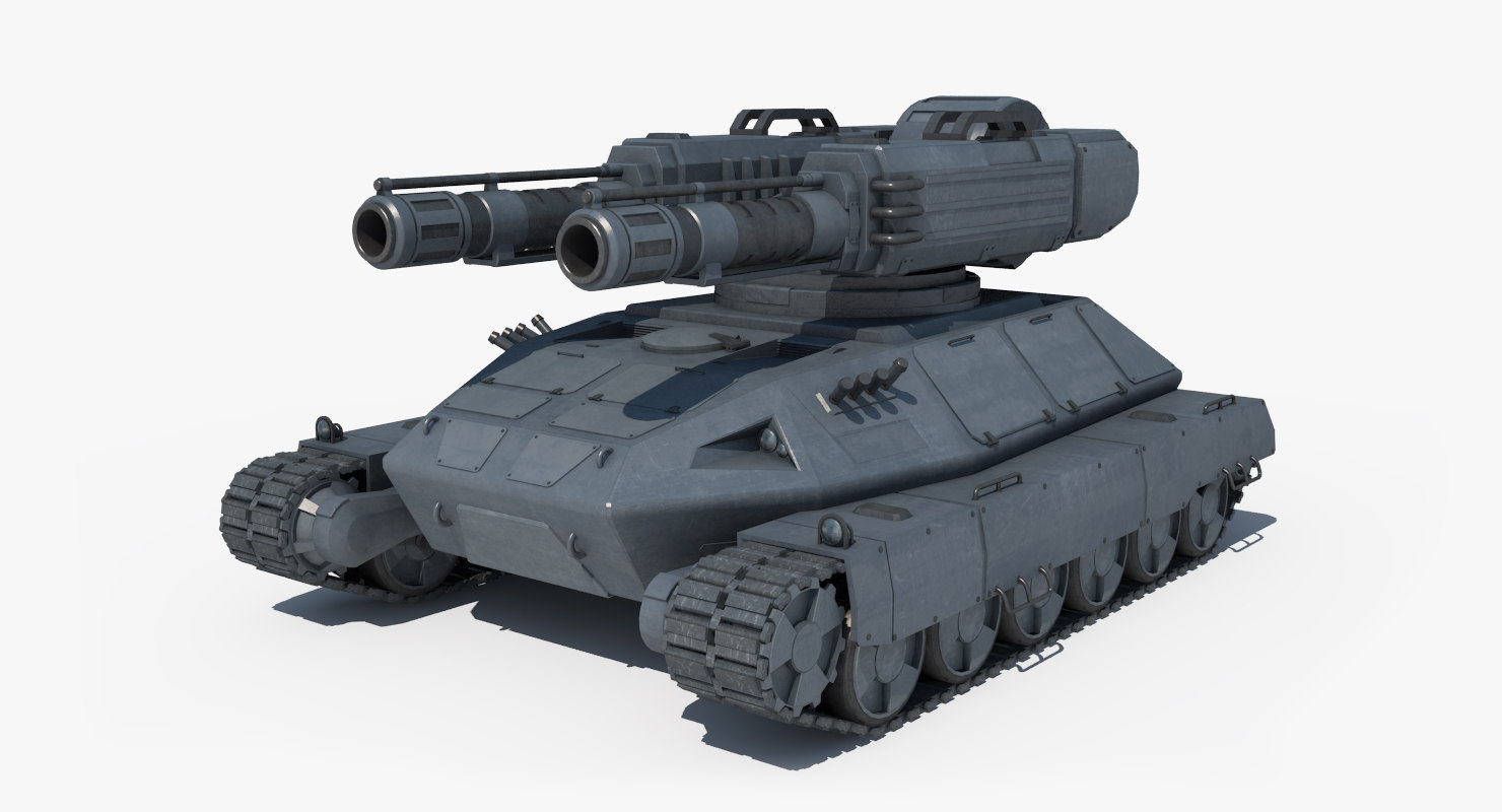 Military Tanks For Sale >> 3d tank sci fi