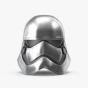 c4d captain phasma helmet