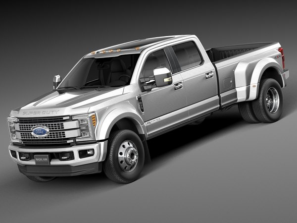 2017 duty f-450 3d 3ds