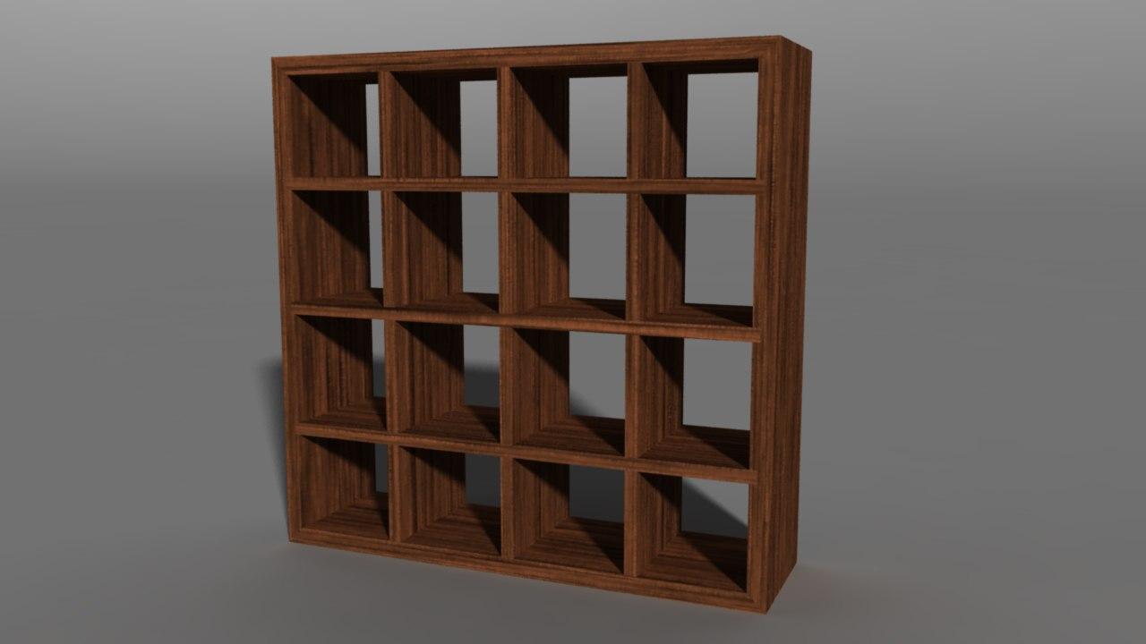 3d mueble salon