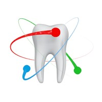 3d tooth atom