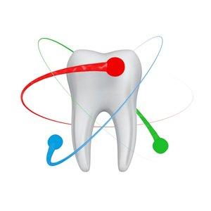 3d tooth atom