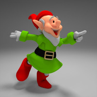 fbx gnome pointer