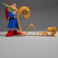 max gnome writer