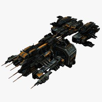 Capital Spaceship Transporter 1