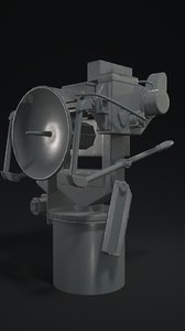 3ds max gun 57 director