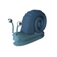 maya cute snail