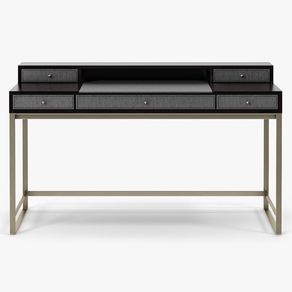 3ds luxdeco oasis proust writing desk