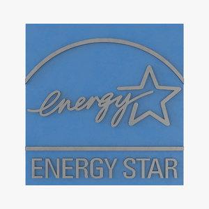 3ds max energy star logo