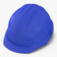 safety helmet blue max