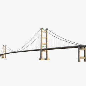 tsing bridge obj