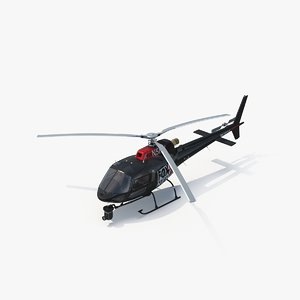 3d news helicopter