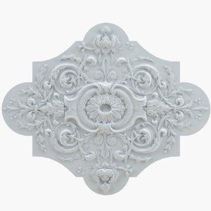 rosette element cast max