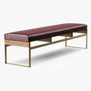 maxim bench 3ds