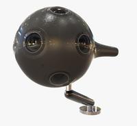 3d model 360 ozo