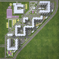 Residential Urban Area District 02