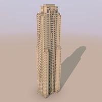 jumeirah beach residence murjan 3ds