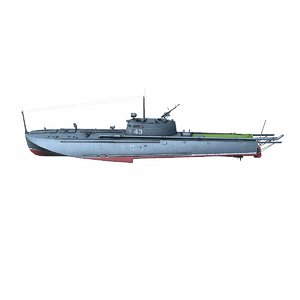 fbx wwii torpedo boat