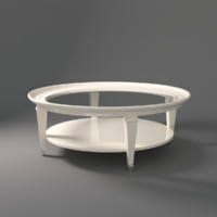 fratelli barri table 3d model