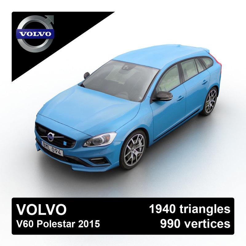3d model v60 2015