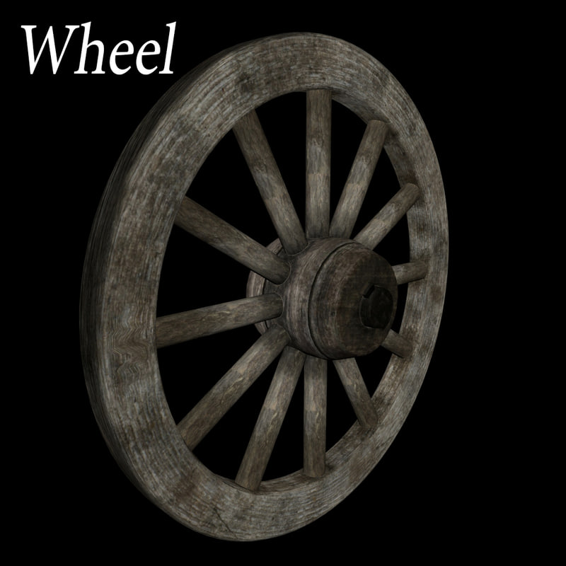 wheel 3d ma