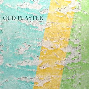3d old plaster