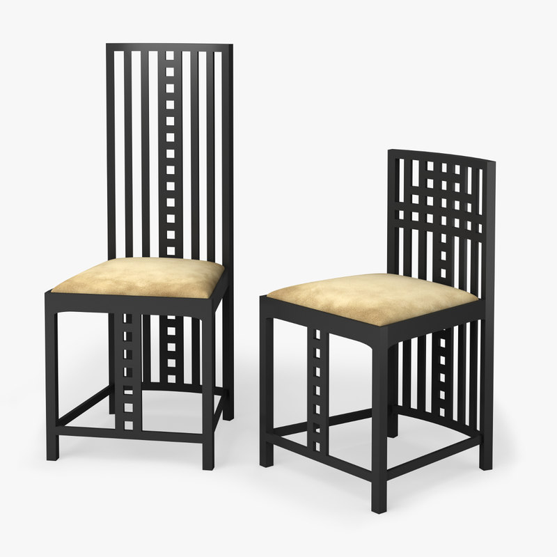 obj blackie desk chair